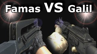 Download CSGO Galil VS Famas : Which is better? Video