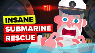 Download The Greatest Submarine Rescue Ever - Escaping Sinking Submarine USS Squalus Video