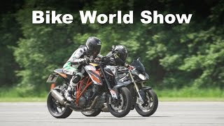 Download Supernaked Group Test 2016 - MT-10 vs. S1000R vs. 1290 Superduke R vs. Speed Triple R | S.13 Ep.5 Video