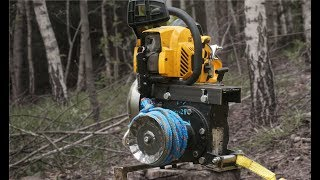 Download Chain Saw HACK 3 - Capstan Winch Video