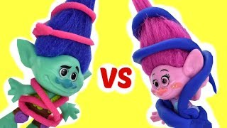 Download Bad Baby Are You SLEEPING - Learn Colors TAPE Prank Compilation. Finger FAMILY Trolls and Babies Video