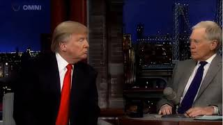 Download Trump agrees with Letterman about burning American flag Video