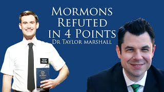 Download Mormons Refuted in 4 Points by Dr Taylor Marshall Video
