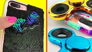 Download DIY PHONE CASES - 4 VIRAL Phone Cases You NEED To Try! Video