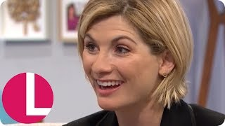 Download Jodie Whittaker's Reaction to Landing the 'Doctor Who' Role | Lorraine Video
