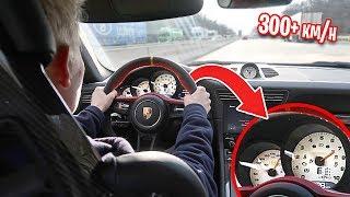 Download TOP SPEED CHALLENGE IN PORSCHE GT3RS *AUTOBAHN* Video