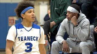 Download Leondre Washington & Teaneck SURVIVE Epic OT Game in front of Isaiah Washington! Jelly Fam 🍇 Video
