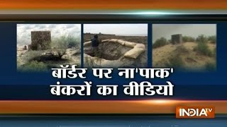Download Pakistan and China Building 180 Hi-tech Bunkers at Border of Rajasthan Video
