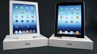 Download Apple iPad 3 (AT&T & Verizon): Unboxing and Demo Video