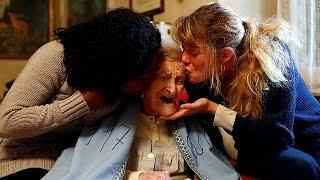 Download World's oldest person Emma Morano celebrates 117th birthday Video