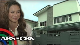 Download Kris TV: Jennylyn gives a tour of her house Video