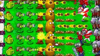 Download Plants vs Zombies - THE MOST OVER POWERED STRATEGY EVER! Video