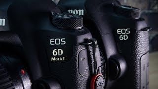 Download Canon 6D Mark II vs 6D Specs and Image Quality Comparison Video