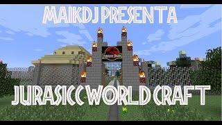 Download Minecraft - Jurassic World Craft - Minecraft Desenterrando Dinosaurios Video