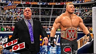 Download 5 Thing That Might Happen At WWE SummerSlam 2017! ( WWE 2K17 ) Video