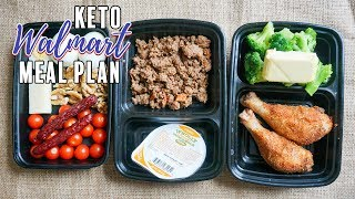 Download Walmart Keto Meal Plan - All Grassfed Meats on a Budget! Video