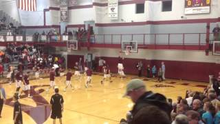 Download Alcoa basketball warmups Video