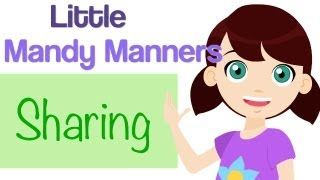 Download Sharing | Little Mandy Manners | TinyGrads | Children's Videos | Character Songs Video