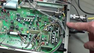 Download #118 Repair: Kenwood TS-850 no audio on all modes Video