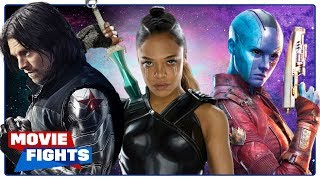Download Which Marvel Hero Deserves a Streaming Show? MOVIE FIGHTS Video