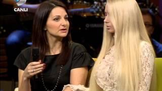 Download Barbie Bebek Valeria Lukyanova { Beyaz Show } 15.02.2013 Video