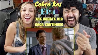 Download COBRA KAI Ep 1 - ″Ace Degenerate″ - The KARATE KID Saga Continues - REACTION & REVIEW!!! Video