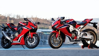 Download 2017 Honda CBR1000RR and CBR1000RR SP Track Test - Cycle News Video