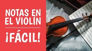 Download 2. Aprende las NOTAS EN EL VIOLÍN Paso a Paso (Curso y Clases de violín) Video