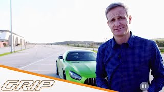 Download Der neue Mercedes-AMG GT R - GRIP - Folge 397 - RTL2 Video