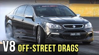 Download Fast Friday Street Drags - V8s Video