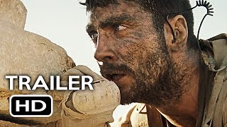 Download The Wall Official International Trailer #1 (2017) John Cena, Aaron Taylor-Johnson Drama Movie HD Video