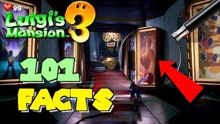 Download 101 Awesome Facts About Luigi's Mansion 3! (Analysis) Video