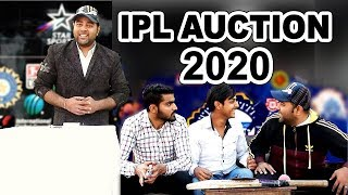 Download Funny IPL AUCTION 2018 - IPL 2018- Prachahat Sharma Video