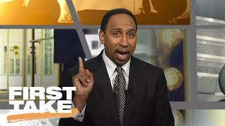 Download Stephen A. Smith Celebrates Phil Jackson Leaving Knicks | First Take | June 28, 2017 Video