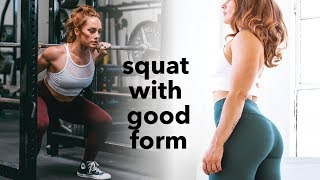 Download How to Squat Properly - Form Fixes + Tips + Myths Video