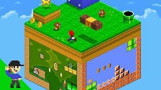 Download Super Mario Bros. Cubed Video
