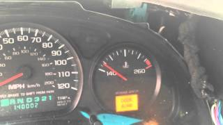 Download 2002 Chevy Impala BCM Error or Not?? Video