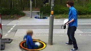 Download Portal 2 in Real life Video
