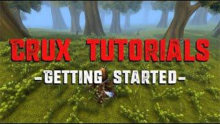 Download Crux 2.0 Tutorial - Getting Started & Basic Setup Video