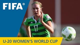 Download MATCH 27: USA v MEXICO - FIFA Women's U20 Papua New Guinea 2016 Video