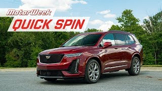 Download 2020 Cadillac XT6   Quick Spin Video