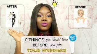 Download 10 Things You Should Know Before You Plan Your Wedding! A MUST WATCH Video