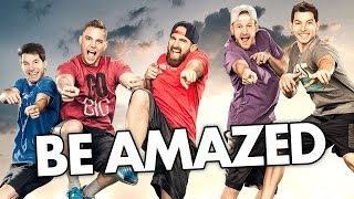 Download YOU WILL BE AMAZED Ft. Dude Perfect Video