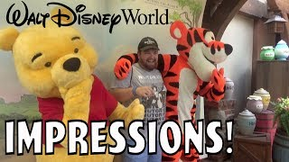 Download The Audience Gets Involved?!! - Disney World Impressions Video