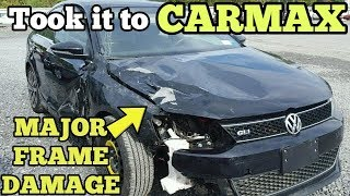 Download It's Been in 3 Accidents and was TOTALED so I took it to CARMAX for Appraisal Video