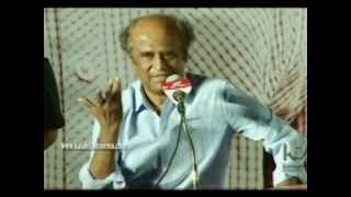 Download Rajini Kanth speech about GOD Jesus Christ Video