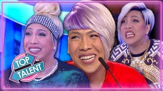 Download Vice Ganda's Funny Auditions on Got Talent Philippines and Idol | Top Talent Video