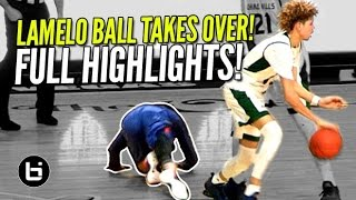 Download LaMelo Ball Refuses To LOSE! Chino Hills Comeback Win vs Roosevelt! FULL Highlights! Video