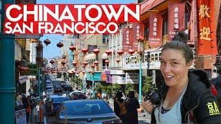 Download CHINATOWN SAN FRANCISCO FOOD + TOUR Video