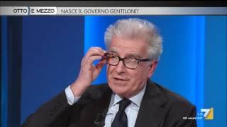 Download Otto e mezzo - Nasce il Governo Gentiloni? (Puntata 10/12/2016) Video